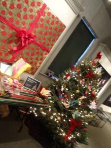 Longfellow Christmas Tree