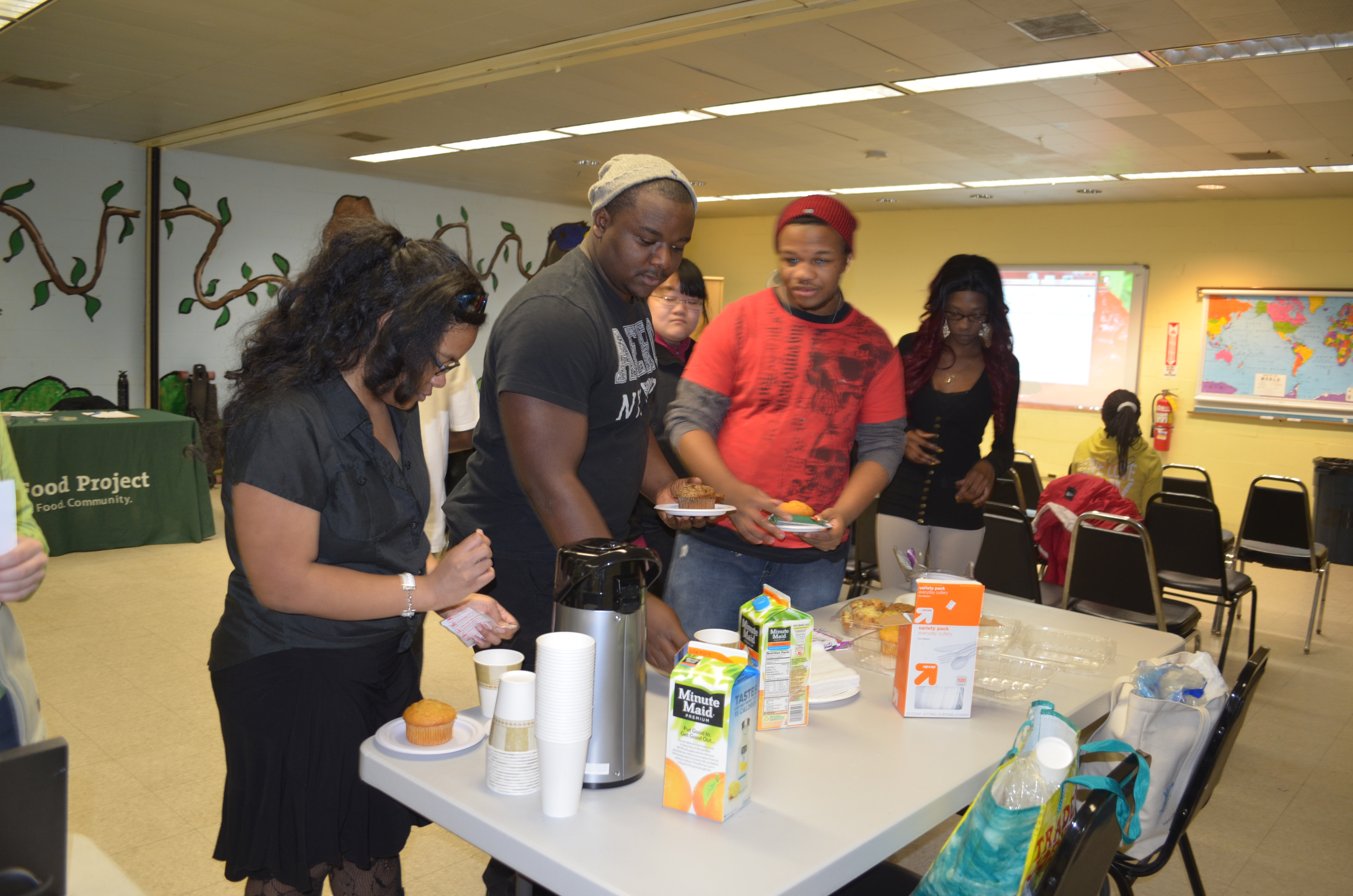 summer jobs fair the event was a great opportunity for youth to meet program staff and learn about the application process if you or anyone you know is interested in