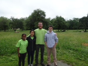 2015 Park-based Interns