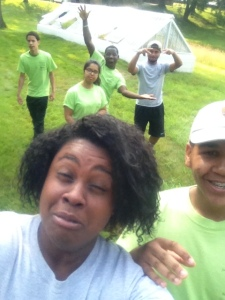 Field team 2015!!